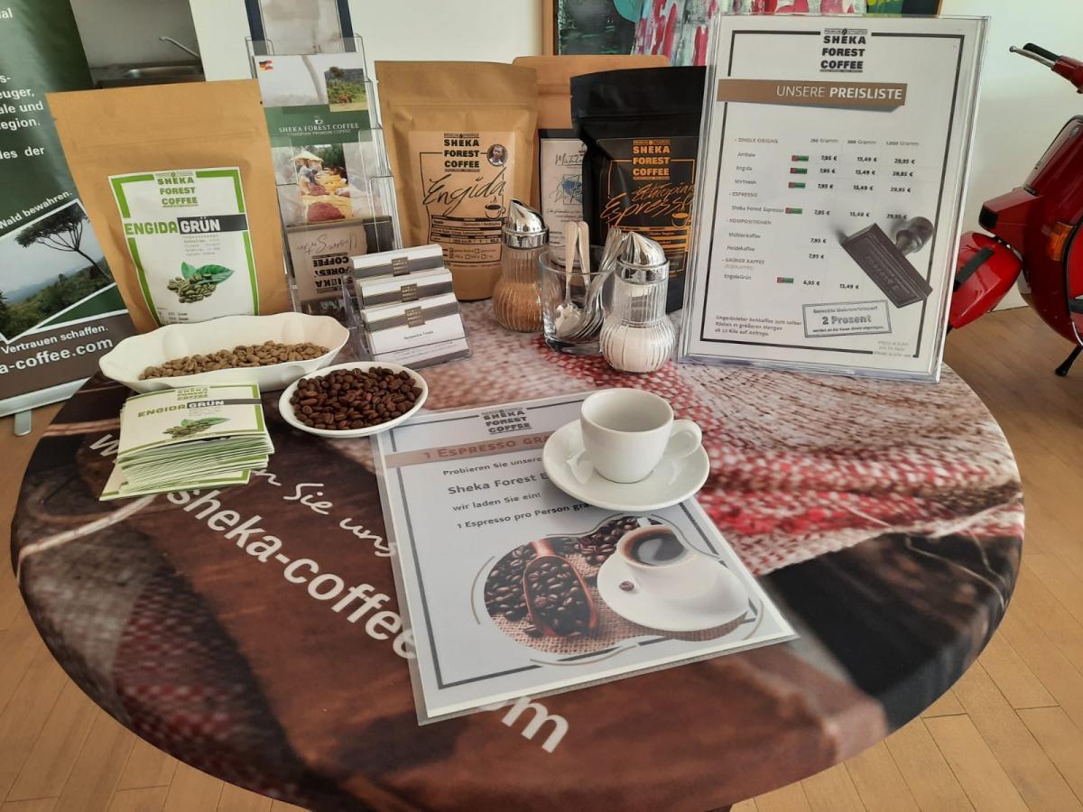 Sheka Forest Coffee